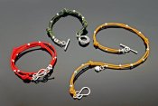 Not Your Daughter's Leather Bracelets!