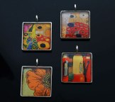 Wearable Art Pendants